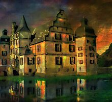 Water Castle ....... by andy551