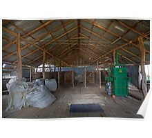 Shearing Shed-0866 Poster