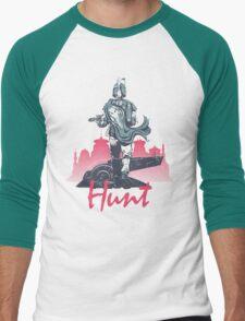 Hunt (light version) Men's Baseball ¾ T-Shirt
