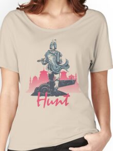 Hunt (light version) Women's Relaxed Fit T-Shirt