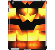 Orange Crown iPad Case/Skin