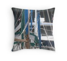 Loading and Unloading Only Throw Pillow