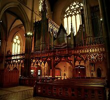Cathedral #3 by Steven  Agius