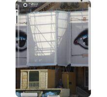 Eyes Front iPad Case/Skin