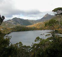 Cloudy Day at Cradle Mountain, Tasmania, May, 2008. by kaysharp