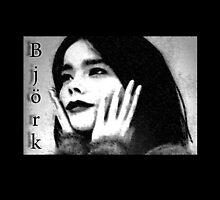 Björk by DeeDeR