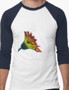 flower horn Men's Baseball ¾ T-Shirt