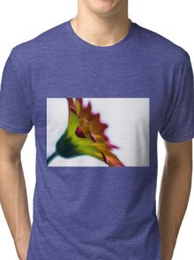 flower horn Tri-blend T-Shirt