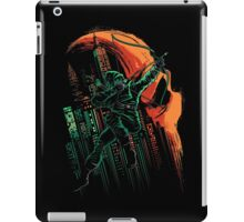 Green Vigilance iPad Case/Skin