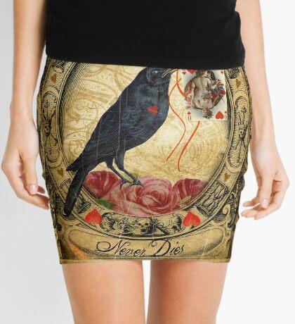 Love Never Dies Mini Skirt