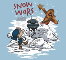 Snow Wars by DJKopet