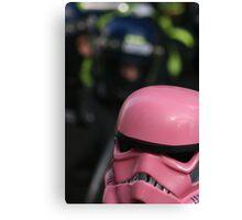 Star Wars Demo Canvas Print