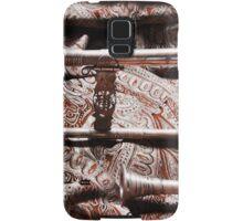 Renaissance Sackbut Decorations Samsung Galaxy Case/Skin