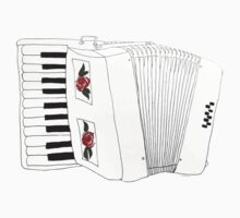 Accordion & Roses Kids Clothes