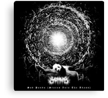 SAD PANDA - Album Cover... Canvas Print