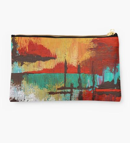 Fire in the Sky Studio Pouch