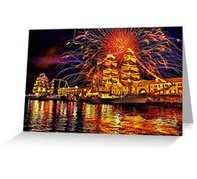 Happy Birthday, America! Greeting Card