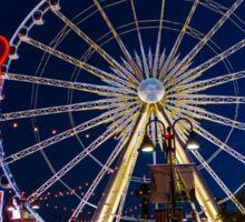 Niagara Falls Ferris Wheel Sticker