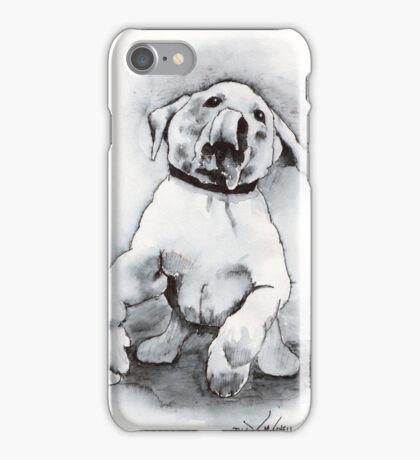 Labrador Retriever Puppy iPhone Case/Skin