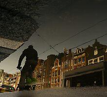Reflections of Amsterdam - Headbanger by AmsterSam