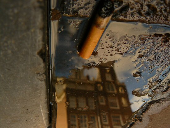 Reflections of Amsterdam - The Lost World by AmsterSam