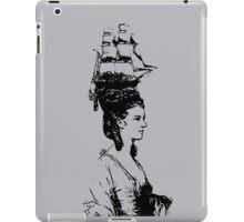Ship Hat iPad Case/Skin