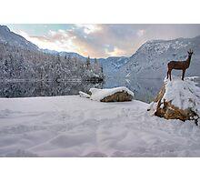 Alpine moods Photographic Print