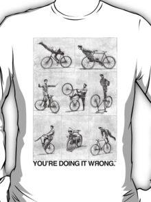 FIXIE | You're Doing It Wrong T-Shirt