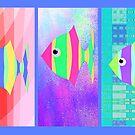 Psychedelic Fish by Mystikka