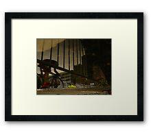 Reflections of Amsterdam - Giro d'Italia Framed Print