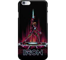 IRON-TRON iPhone Case/Skin