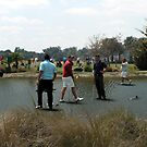 Golfer's Heaven    Solid Water Traps by GolemAura