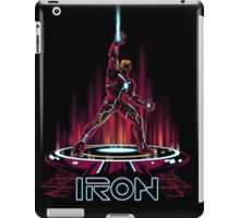 IRON-TRON iPad Case/Skin