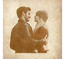 Captain Swan Photographic Print
