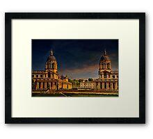 Greenwich, UK Framed Print