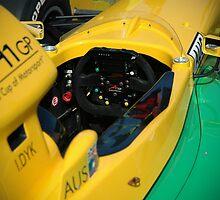 Team Australia - A1GP cockpit by Colin Chang