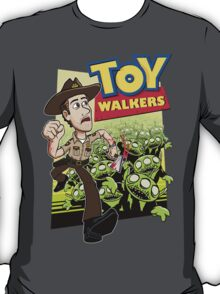 Toy Walkers (color) T-Shirt