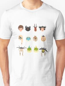 Dragon Racers Unisex T-Shirt