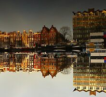 Reflections of Amsterdam - Administration by AmsterSam
