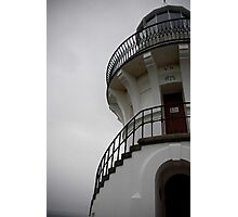 Seal Rocks Lighthouse Photographic Print