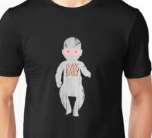 CRACK BABY - Creative Art Unisex T-Shirt