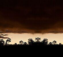 Pakenham Sunset by Rosina  Lamberti