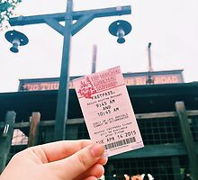 Big thunder Fast Pass by disneywithbella