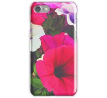 Small World Flowers iPhone Case/Skin