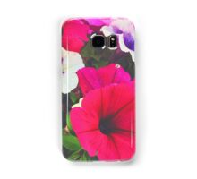 Small World Flowers Samsung Galaxy Case/Skin