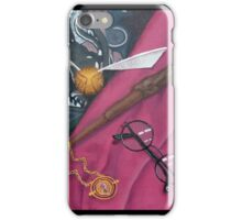 A Wizard's Tools iPhone Case/Skin
