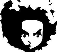 Huey from the Boondocks by adamcase19