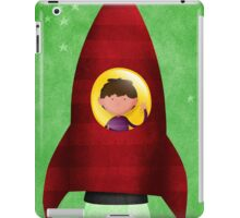 Rocket boy iPad Case/Skin