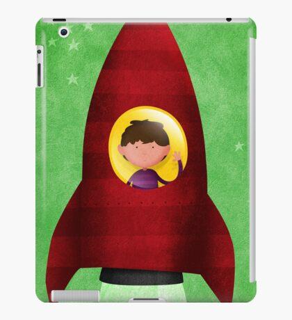 Rocket boy iPad Case/Skin