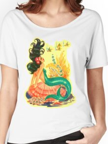 Mermaid Women's Relaxed Fit T-Shirt